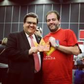 Tarek et le maire de Montréal