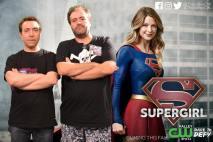 Tarek, Mat elbé et Super Girl