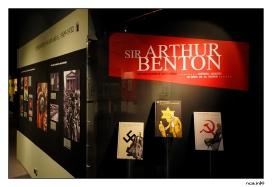 Exposition Sir Arthur Benton