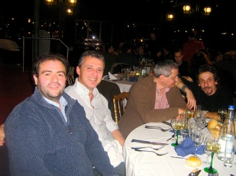 Tarek, Stefano Casini et Frezzato