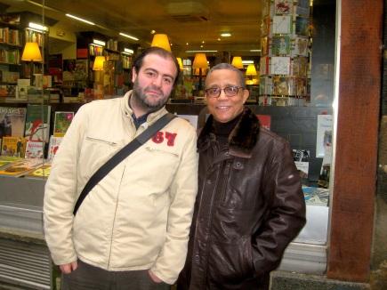 Tarek et Yasmina Khadra à Rennes