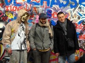Avery, Tarek et Twice