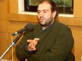 Tarek à RCF