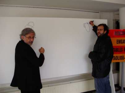 Tarek et Tardi à Pontivy