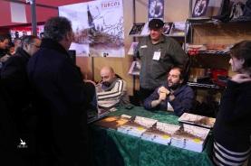 François Bayrou discute avec Tarek
