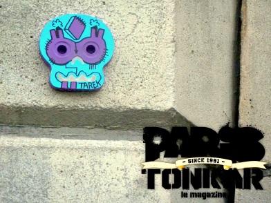 Collage à Paris // juin 2012