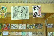 Tarek mail art