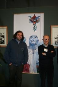 Tarek et Sergio Toppi, Grenoble 2008