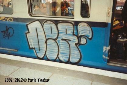 Paris Tonkar // DEA
