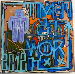 Expo Men at work 111