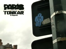 Tarek's artwork in Rennes