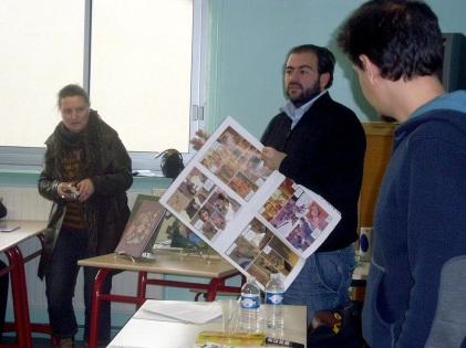 Tarek et Eddy Vaccaro