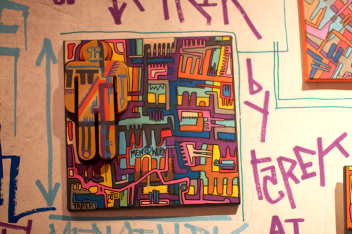 Expo Geometrik by Tarek