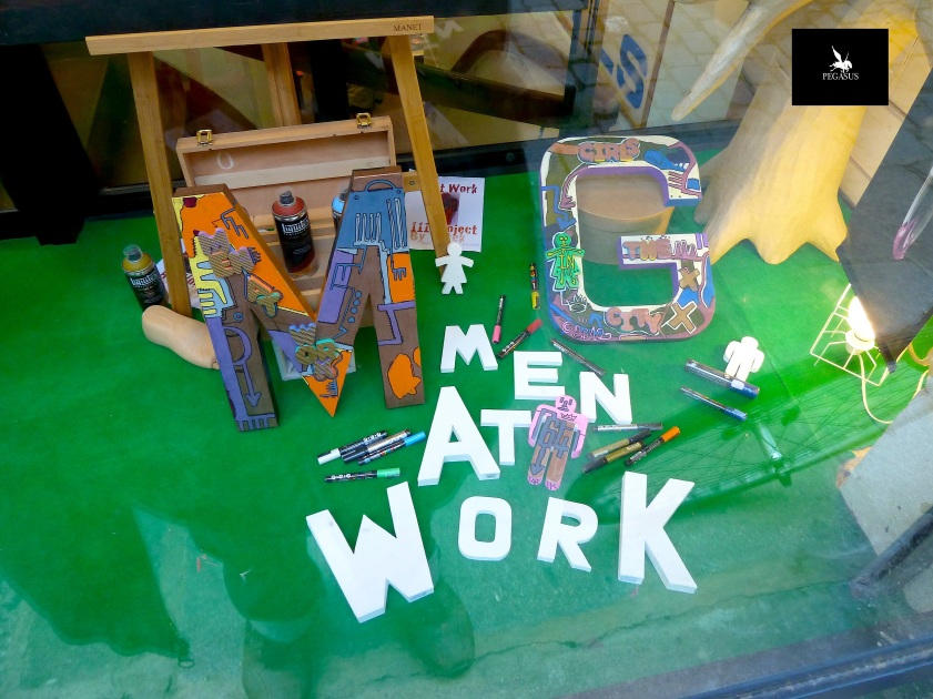 Men at work expo