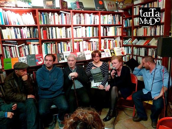 Conférence à la librairie Envie de lire
