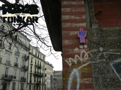 Collage à Genève
