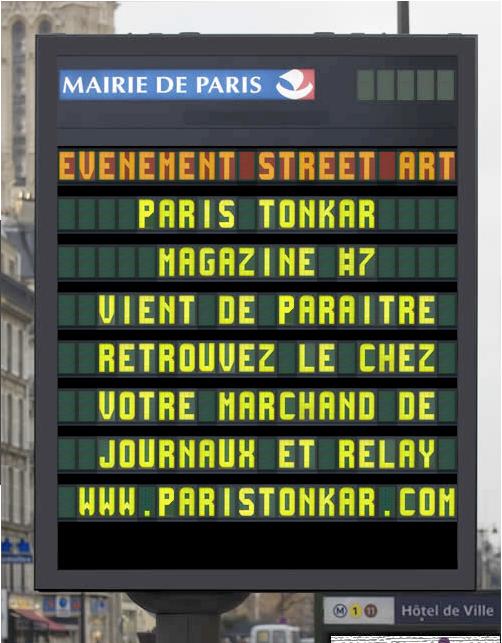Paris Tonkar magazine #7