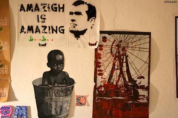 Tanja street art