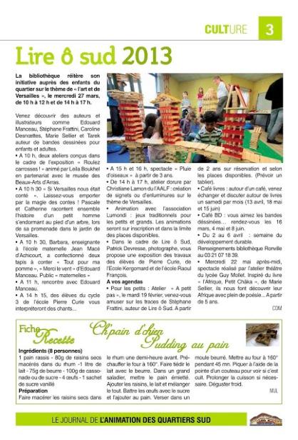 Arras magazine