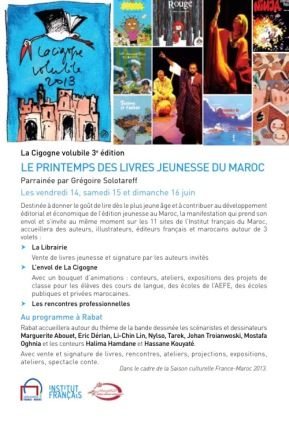 Journal du CCF de Rabat