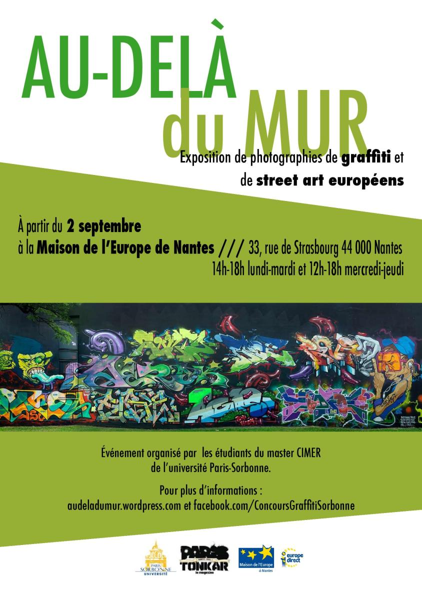 EXPO GRAFFITI NANTES