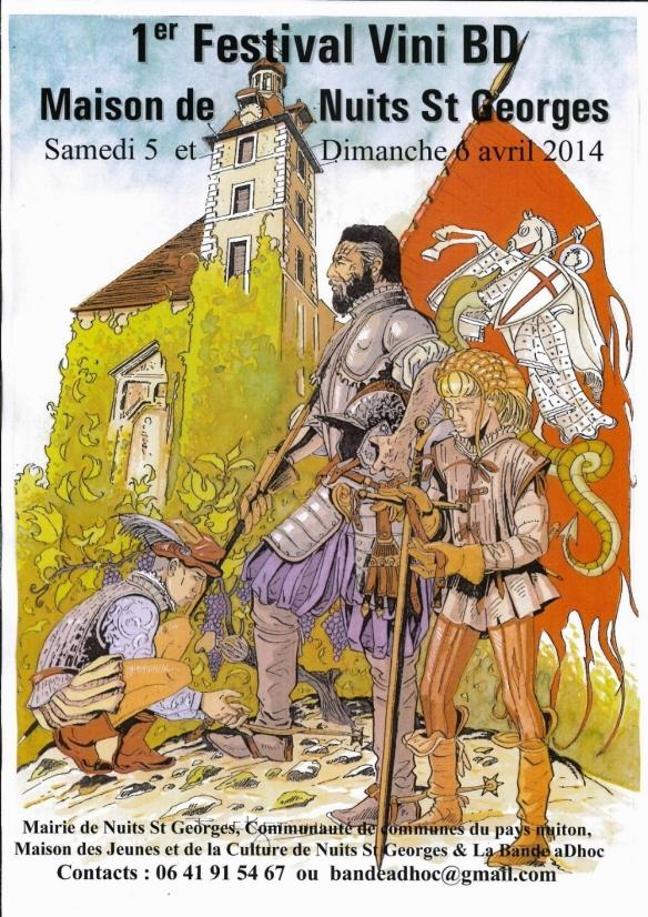 Nuits Saint Georges BD