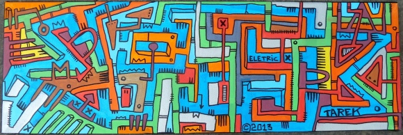 Tarek artwork