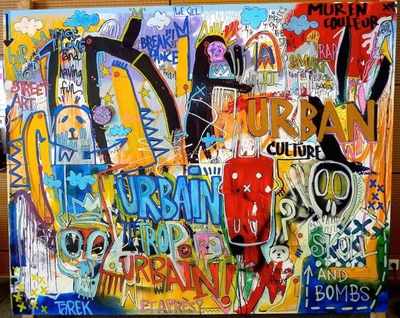 Urbain trop Urbain by Tarek