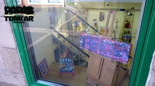 Tarek à l'Atelier 17