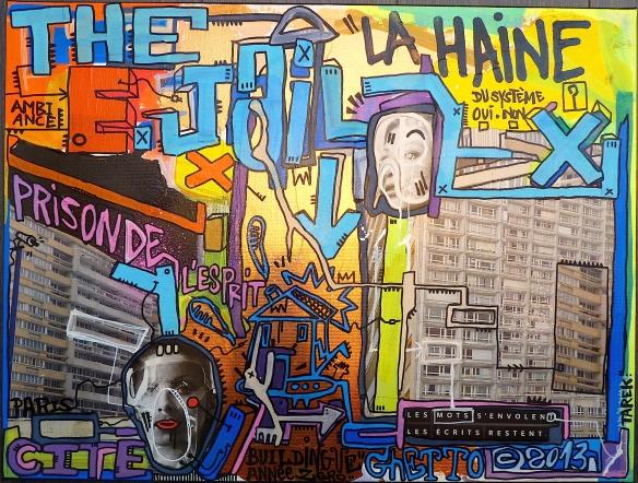 The Jail by Tarek