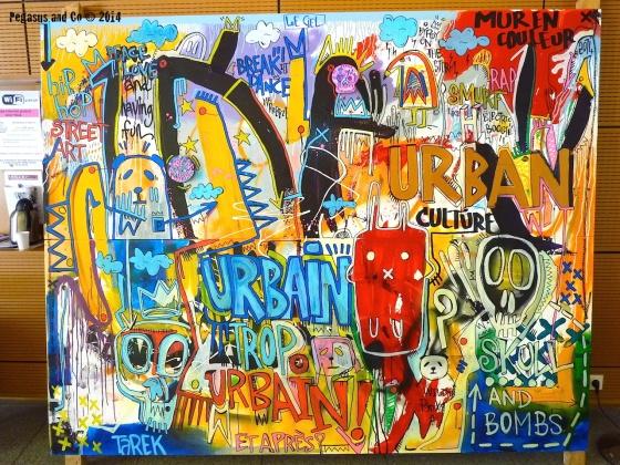 Urban art Guéret