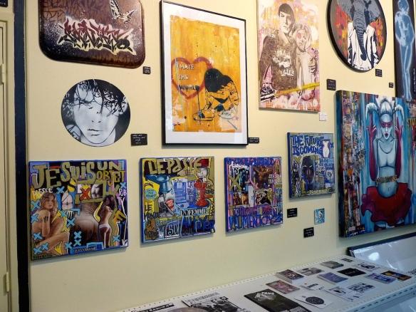 Exposition collective au LavoMatik à Paris