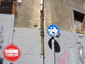 Collage à Bruxelles