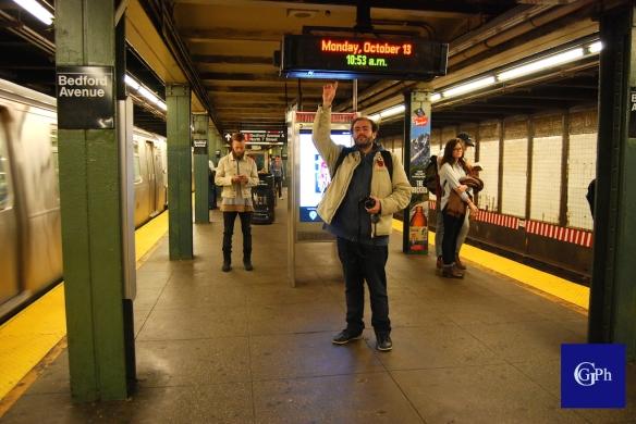 Tarek à New York
