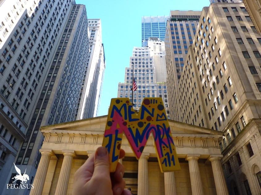 M at Wall Street