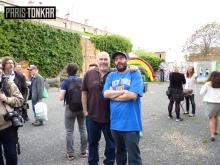 Tarek et Xavier Magaldi