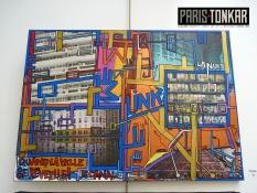 Tarek's artwork