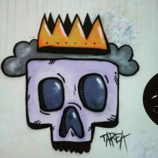 Skull par Tarek