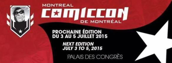 Comiccon Montréal