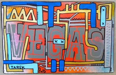 Peinture de Tarek