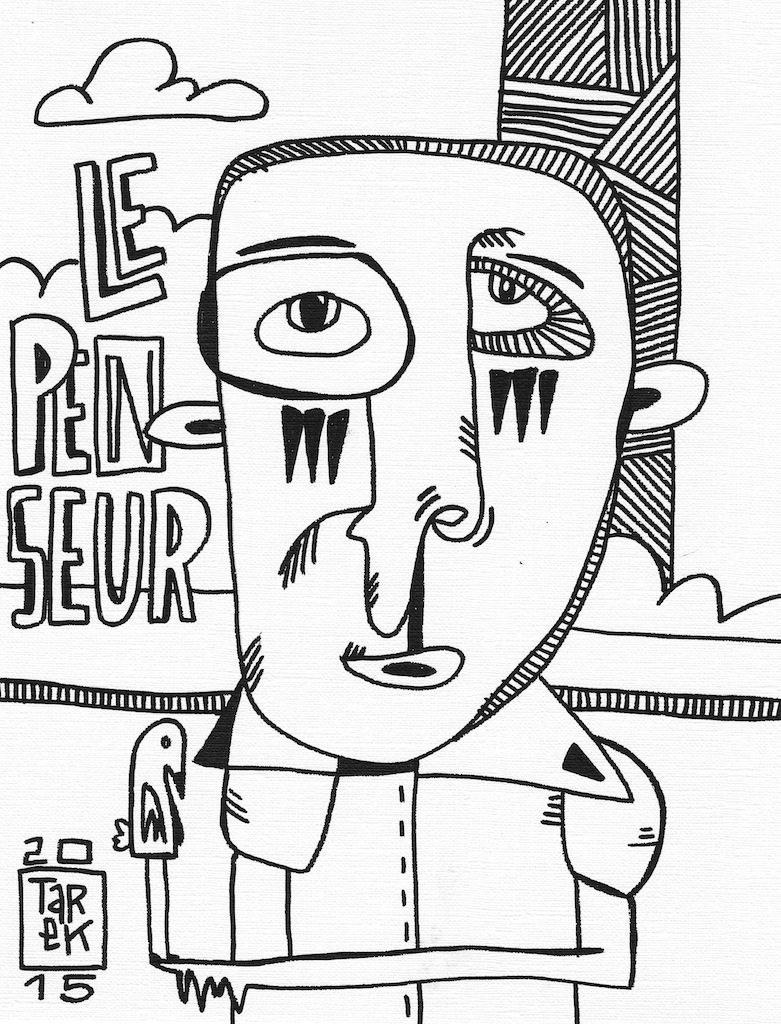 Tarek petit dessin 4