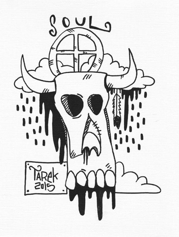 Tarek petit dessin