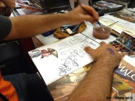 Comiccon de Montréal, juillet 2015