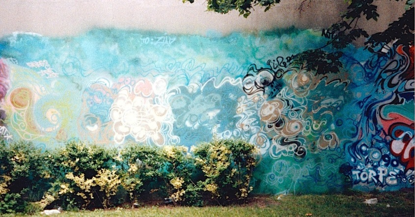 Daes aka Tarek : freestyle, 1991