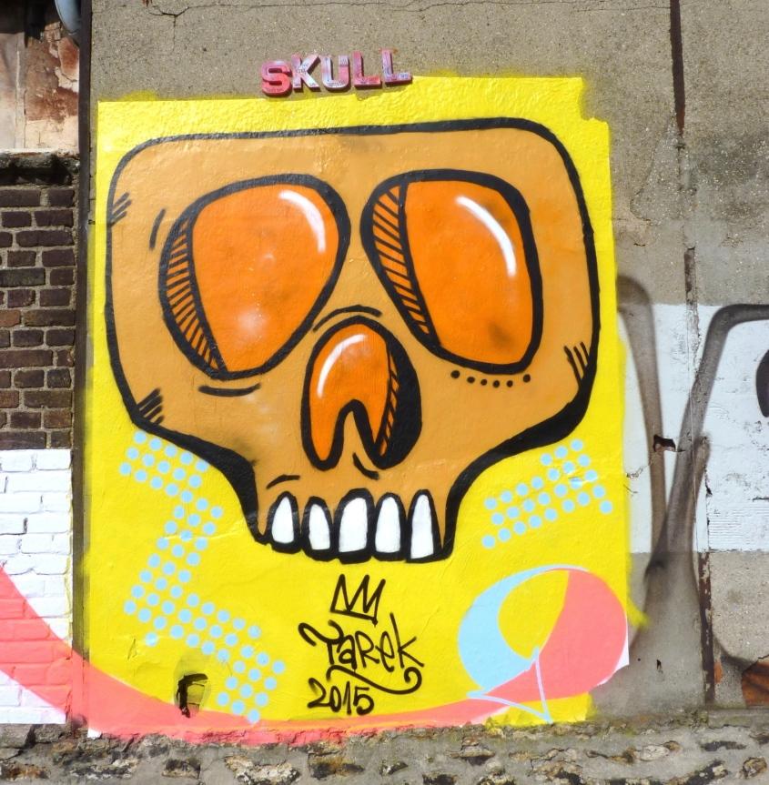 Skulls by Tarek