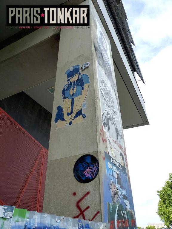 Collage au Lavomatik