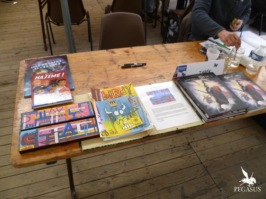 Salon du livre de Merlieux