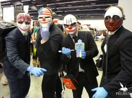 ☆☆☆ Men at work #111 :: comiccon de Montréal 2015 ☆☆☆