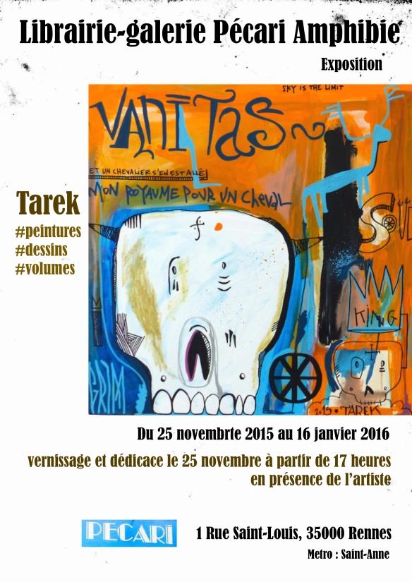 Expo Pecari à Rennes