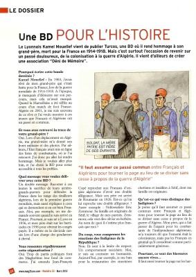 Lyon magazine